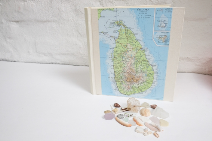 Ceylon / Sri Lanka Fotoalbum