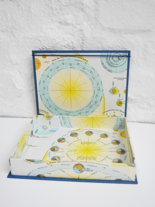 Sonne, Mond Box, Geburtsgeschenk