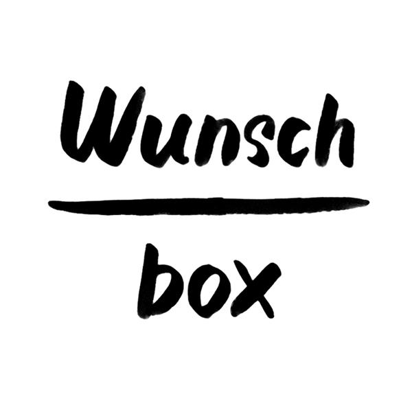 Wunschbox / Wunschkiste mit Wunschland oder Stadt