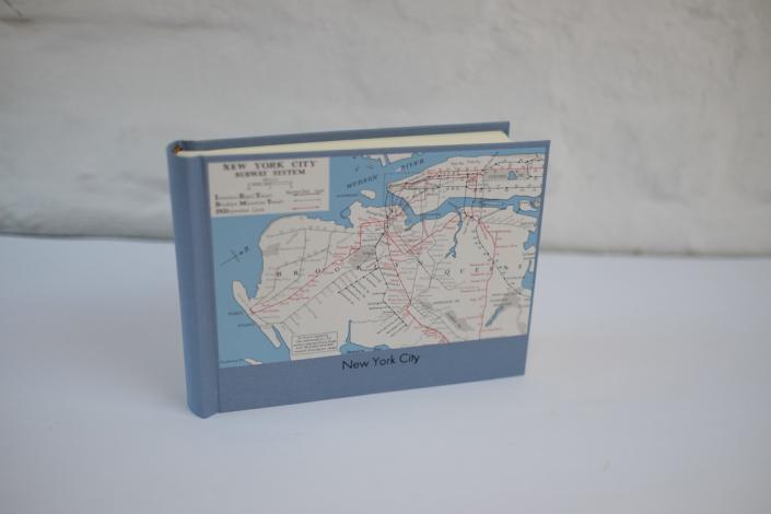 New York Album für Fotos oder Karten aus NY
