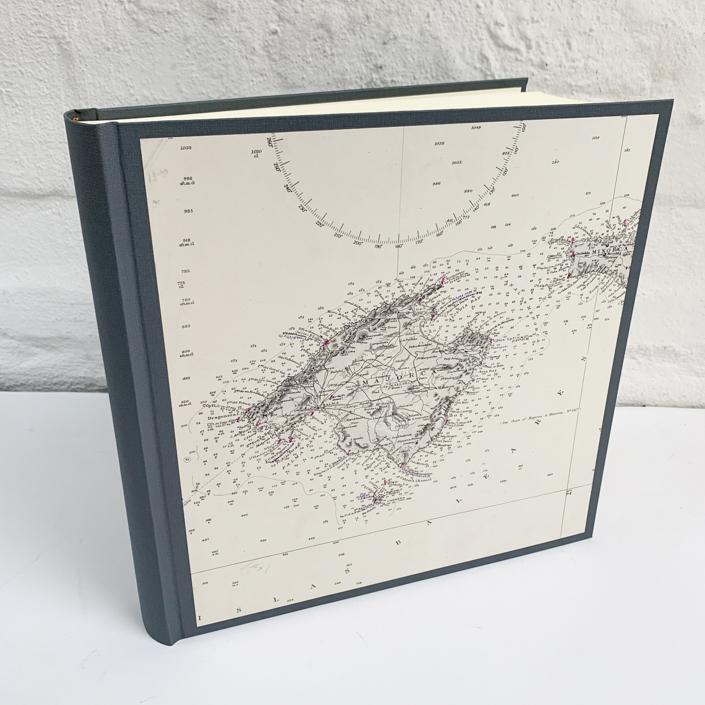 Mallorca Fotoalbum in 31x31 mit 40 Blättern, 80 Seiten