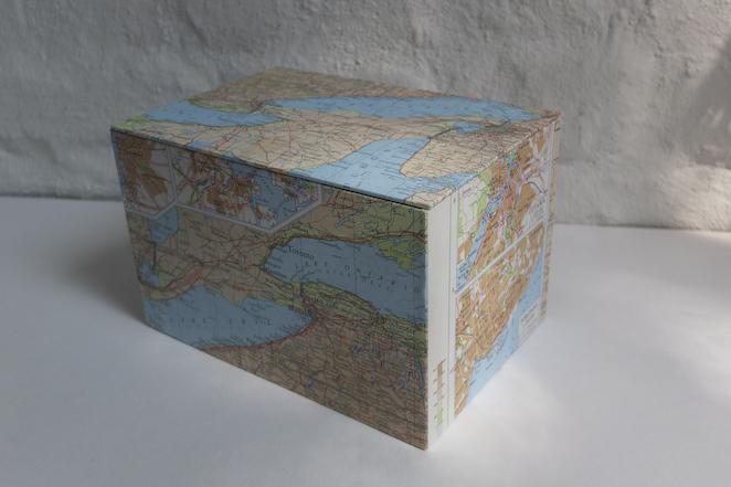 CD Kiste für Amerika und Canada Fans