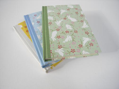Ostergeschenk Notizbuch Hasenbuch